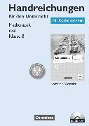Cover-Bild zu Mathematik real, Differenzierende Ausgabe Nordrhein-Westfalen, 8. Schuljahr, Handreichungen für den Unterricht, Kopiervorlagen mit CD-ROM von Jacob, Daniel