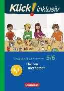 Cover-Bild zu Klick! inklusiv, Mathematik, 5./6. Schuljahr, Flächen und Körper, Arbeitsheft 5 von Breucker, Thomas