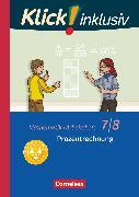Cover-Bild zu Klick! inklusiv, Mathematik, 7./8. Schuljahr, Prozentrechnung, Arbeitsheft 3 von Jenert, Elisabeth
