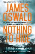 Cover-Bild zu Oswald, James: Nothing to Hide (eBook)