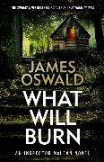 Cover-Bild zu Oswald, James: What Will Burn