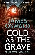 Cover-Bild zu Oswald, James: Cold as the Grave
