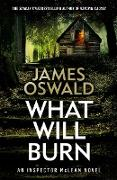 Cover-Bild zu Oswald, James: What Will Burn (eBook)