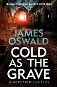 Cover-Bild zu Oswald, James: Cold as the Grave (eBook)