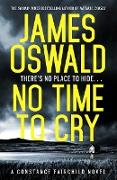 Cover-Bild zu Oswald, James: No Time to Cry (eBook)