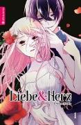 Cover-Bild zu Kaido, Chitose: Liebe & Herz 01