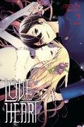 Cover-Bild zu Kaido, Chitose: Love and Heart, Vol. 2