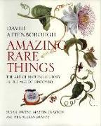 Cover-Bild zu Attenborough, David: Amazing Rare Things