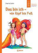 Cover-Bild zu Geisler, Dagmar: Das bin ich - von Kopf bis Fuss