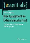Cover-Bild zu Risk Assessment im Extremismuskontext (eBook) von Logvinov, Michail