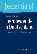 Cover-Bild zu Energiewende in Deutschland (eBook) von Göllinger, Thomas
