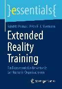 Cover-Bild zu Extended Reality Training (eBook) von Palmas, Fabrizio