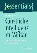Cover-Bild zu Künstliche Intelligenz im Militär (eBook) von von Krause, Ulf