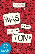 Cover-Bild zu Martin, Peer: Was kann einer schon tun? (eBook)