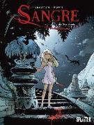 Cover-Bild zu Arleston, Christophe: Sangre 01. Sangre, die Überlebende