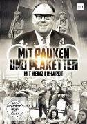 Cover-Bild zu Heinz Erhardt (Schausp.): Mit Pauken und Plaketten