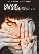 Cover-Bild zu Rucka, Greg: Black Magick. Band 3