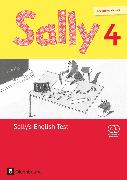 Cover-Bild zu Sally, Englisch ab Klasse 3 - Ausgabe Bayern (Neubearbeitung), 4. Jahrgangsstufe, Sally's English Test, Lernstandskontrollen mit CD-Extra von Bredenbröcker, Martina