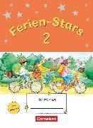 Cover-Bild zu Ferien-Stars, 2. Schuljahr, Übungsheft, Mit Lösungen von Brune, Jasmin