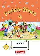 Cover-Bild zu Ferien-Stars, 4. Schuljahr, Übungsheft, Mit Lösungen von Brune, Jasmin
