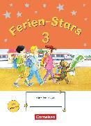Cover-Bild zu Ferien-Stars, 3. Schuljahr, Übungsheft, Mit Lösungen von Brune, Jasmin
