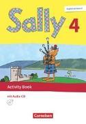 Cover-Bild zu Sally, Englisch ab Klasse 3 - Allgemeine Ausgabe 2020, 4. Schuljahr, Activity Book, Mit Audio-CD und Portfolio-Heft von Brune, Jasmin