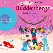 Cover-Bild zu Herden, Antje: Wir Buddenbergs - Das Geheimnis vor der Tür (Autorisierte Lesefassung) (Audio Download)
