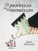 Cover-Bild zu Mcdonnell, Patrick: El Monstruo de Los Monstruo