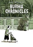 Cover-Bild zu Delisle, Guy: Burma Chronicles