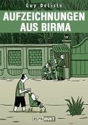 Cover-Bild zu Delisle, Guy: Aufzeichnungen aus Birma