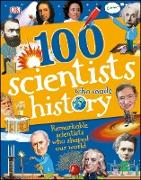 Cover-Bild zu Mills, Andrea: 100 Scientists Who Made History (eBook)