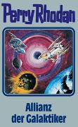 Cover-Bild zu Voltz, William (Hrsg.): Allianz der Galaktiker