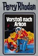Cover-Bild zu Voltz, William (Hrsg.): Vorstoss nach Arkon