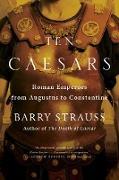 Cover-Bild zu Ten Caesars (eBook) von Strauss, Barry