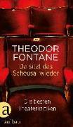 Cover-Bild zu Da sitzt das Scheusal wieder von Fontane, Theodor