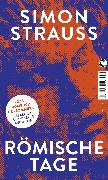 Cover-Bild zu Römische Tage (eBook) von Strauß, Simon