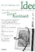 Cover-Bild zu Zeitschrift für Ideengeschichte Heft XII/1 Frühjahr 2018 (eBook) von Raulff, Ulrich (Weitere Bearb.)