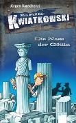 Cover-Bild zu Banscherus, Jürgen: Die Nase der Göttin