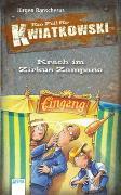 Cover-Bild zu Banscherus, Jürgen: Ein Fall für Kwiatkowski. Krach im Zirkus Zampano
