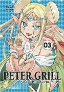 Cover-Bild zu Hiyama, Daisuke: Peter Grill and the Philosopher's Time 3
