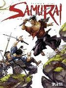 Cover-Bild zu DiGiorgio, Jean-François: Samurai Gesamtausgabe 2 (Band 4 - 6)
