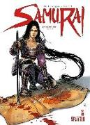 Cover-Bild zu Di Giorgio, Jean-François: Samurai. Gesamtausgabe 3 (Band 7 - 9)