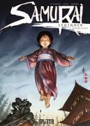 Cover-Bild zu Di Giorgio, Jean-François: Samurai Legenden. Band 4