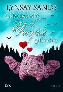 Cover-Bild zu Sands, Lynsay: Liebe gesucht, Vampir gefunden