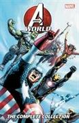 Cover-Bild zu Hickman, Jonathan (Ausw.): Avengers World: The Complete Collection
