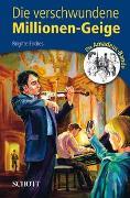 Cover-Bild zu Endres, Brigitte: Die verschwundene Millionen-Geige
