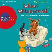 Cover-Bild zu Endres, Brigitte: Schluri Schlampowski und das Sperrmüll-Schlamassel (Audio Download)