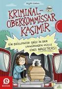 Cover-Bild zu Endres, Brigitte: Kriminaloberkommissar Kasimir - Ein brillanter Geist in der unwürdigen Hülle eines Nagetiers (eBook)