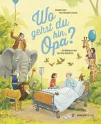 Cover-Bild zu Endres, Brigitte: Wo gehst du hin, Opa?