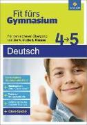 Cover-Bild zu Endres, Brigitte: Fit fürs Gymnasium - Intensiv-Trainer